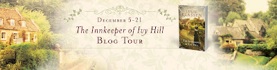 Blog Tour: The Innkeeper of Ivy Hill by Julie Klassen