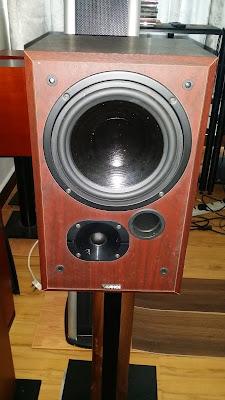 Avance Omega 33 Speaker (Used) 20151209_141114