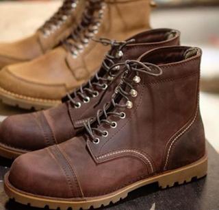 Cara Merawat Sepatu Boots Agar Awet