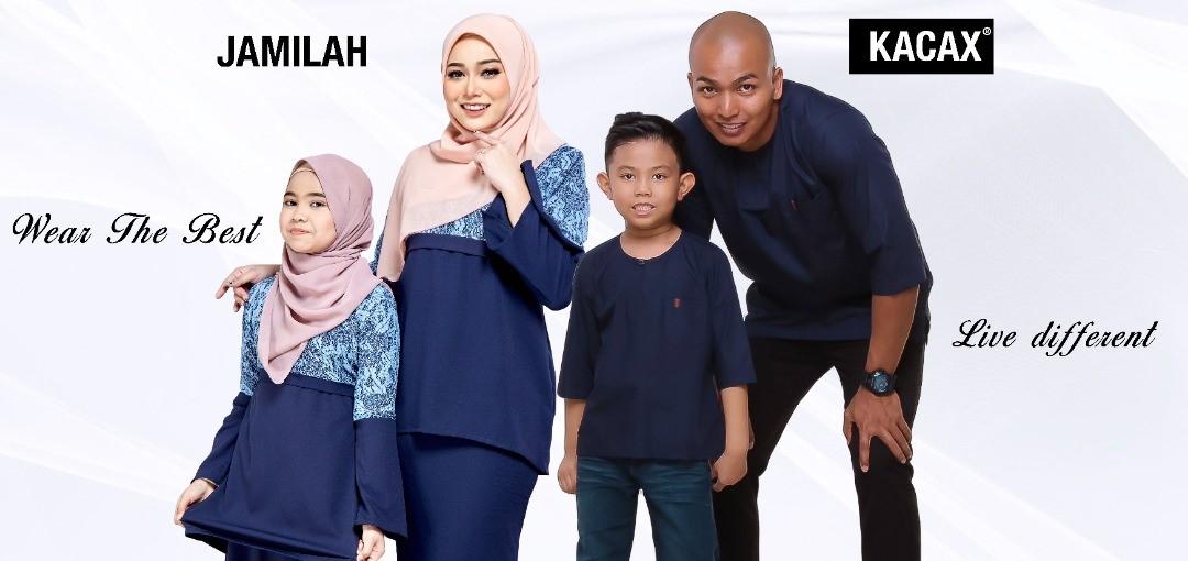 Baju Raya Sedondon Satu Family - byfarahh.com