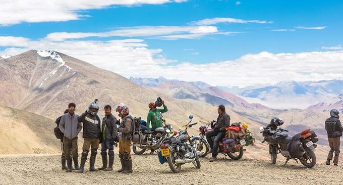 Bike Ride Leh Ladakh