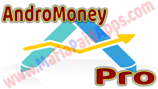 AndroMoney Pro v3.5.8 Apk for Android