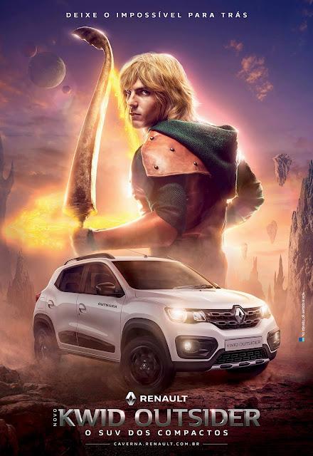 Renault Brasil hace un spot con los personajes de Dragones y Mazmorras