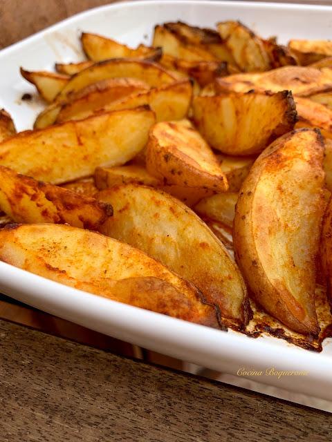 Gajos de patatas