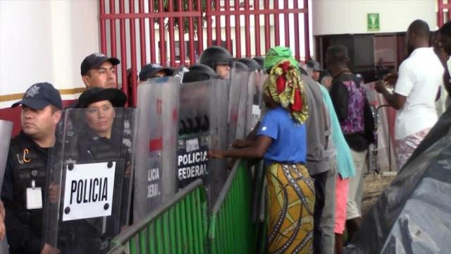 Frontera sur de México se ha convertido en cárcel para migrantes