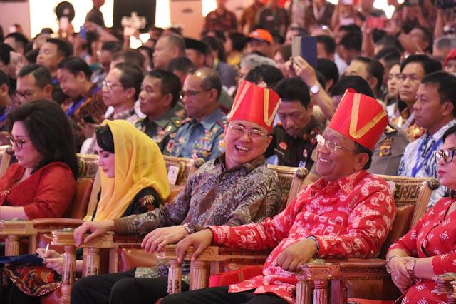 Ketua DPRD Sulut Andrei Angouw Hadiri Kegiatan AIS