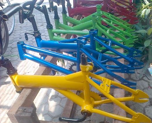 Toko Sepeda Murah di Bali