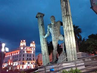 Foto de Hércules en ceuta