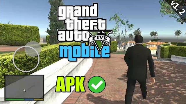 GTA 5 Android Version 1.2 Beta Download 300MB