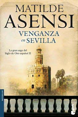 Afotostresdetres: Libro: Venganza en Sevilla