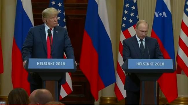 Esta es considerada una cumbre histórica para la relación de ambas potencias  / VOA