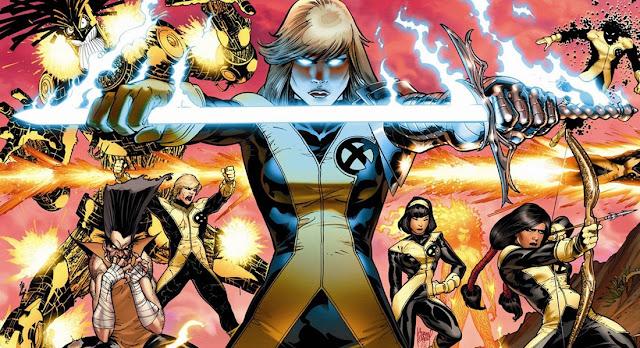 Nuevos Mutantes, la película