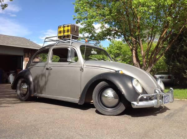 Lowered 1964 Volkswagen Beetle - Buy Classic Volks
