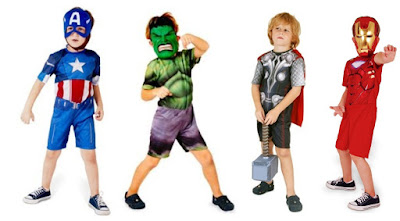 fantasia super herois