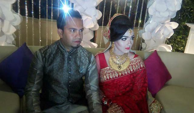 mahiy mahi marriage photo with husband