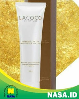 Facial Foam Lacoco