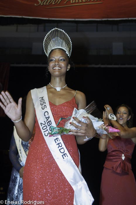 Miss Cape Verde World 2013