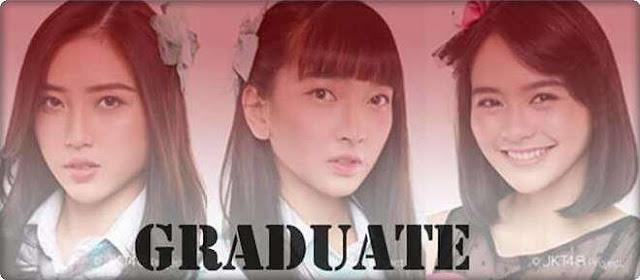 Lidya Graduate JKT48 Shinta Naomi Riskha Ikha Keluar