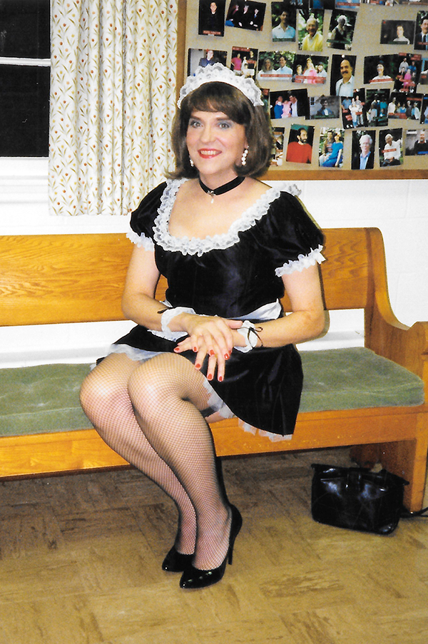 Yet Another French Maid