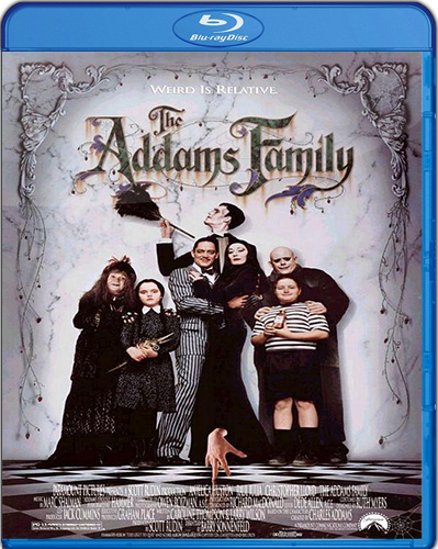 The Addams Family [1991] [BD25] [Latino]