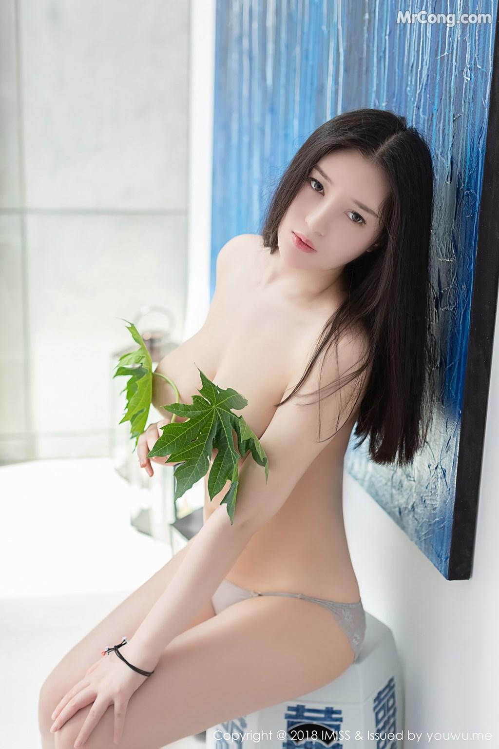 Image IMISS-Vol.298-En-Yi-MrCong.com-008 in post IMISS Vol.298: Người mẫu En Yi (恩一) (36 ảnh)