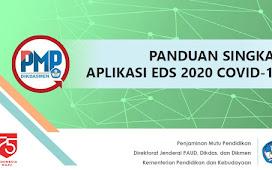 Telah Rilis, Aplikasi Evaluasi Diri Sekolah (EDS) 2020 Covid-19