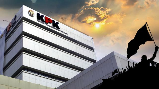 ICW: Oligarki Berupaya 'Matikan KPK' Demi Pemilu 2024!