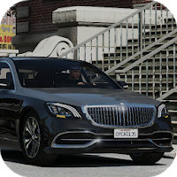 Car Driving Mercedes Maybach Parking Apk Download for Android