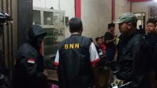 Polres dan BNN Langsa Amankan Oknum Wartawan dan Satpol PP