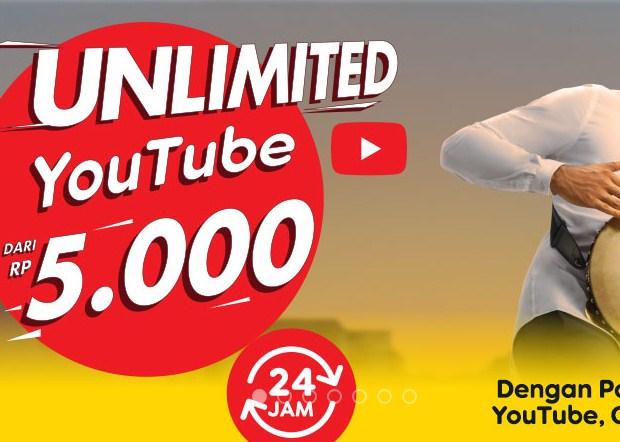 Paket Internet INDOSAT IM3 Unlimited