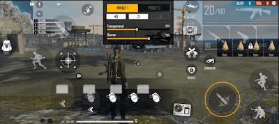 Custom HUD FF 2 Jari Pro Player