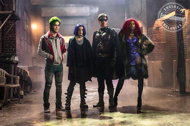 A Netflix divulgou que a série Titans da DC, irá estrear no dia 11 de Janeiro. A série está sendo bem elogiada em diversos pontos, apesar de alguns porém.