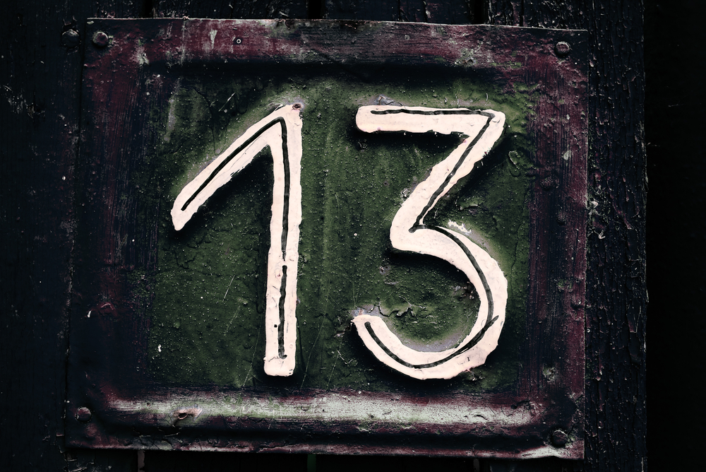 facts about the number 13 in marathi , number 13 unlucky, number 13 meaning, why are we afraid of the number 13, number 13 meaning in the bible, number 13 phobia, number 13 numerology, Code of Hammurabi, १३ अंक अशुभ का आहे, Number 13 Mystery, friday the 13th
