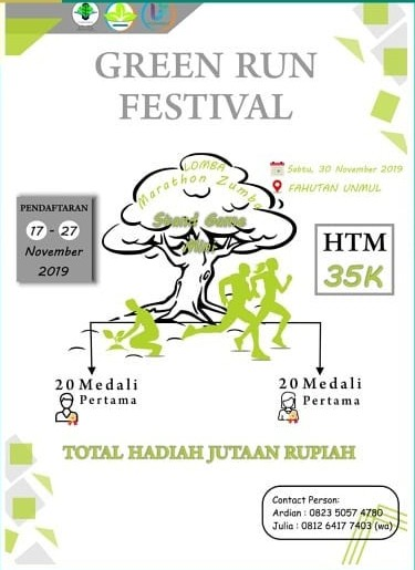 Green Run Festival • 2019