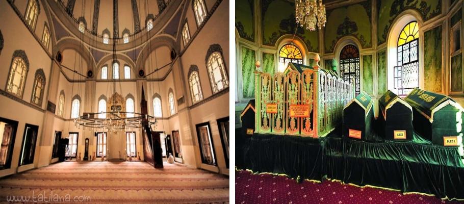 Bursa Emir Sultan Camii Külliyesi