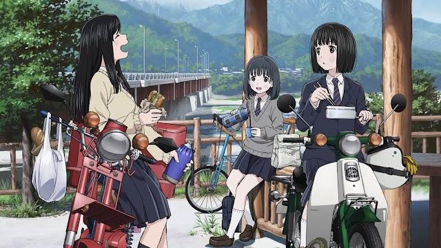 El anime Super Cub Motorbike revela los artistas de las canciones temáticas