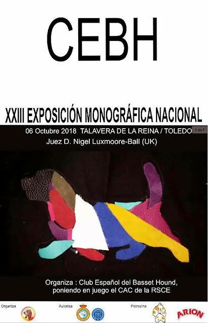 XXIII Exposición Monográfica Nacional de Talavera de la Reina 1