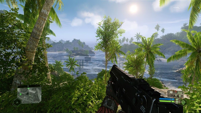 Imagem do Crysis Remastered