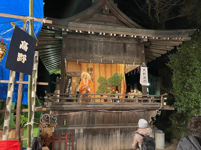 縁起市(神楽) (@ 久伊豆神社 - @hisaizu_shrine in 越谷市, 埼玉県)
