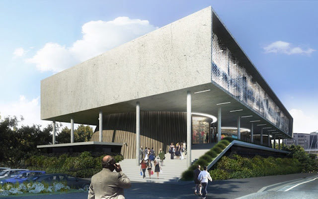 Corlett Drive – The Creative Council – Commercial Office – 4200sqm – Completion: December 2012.