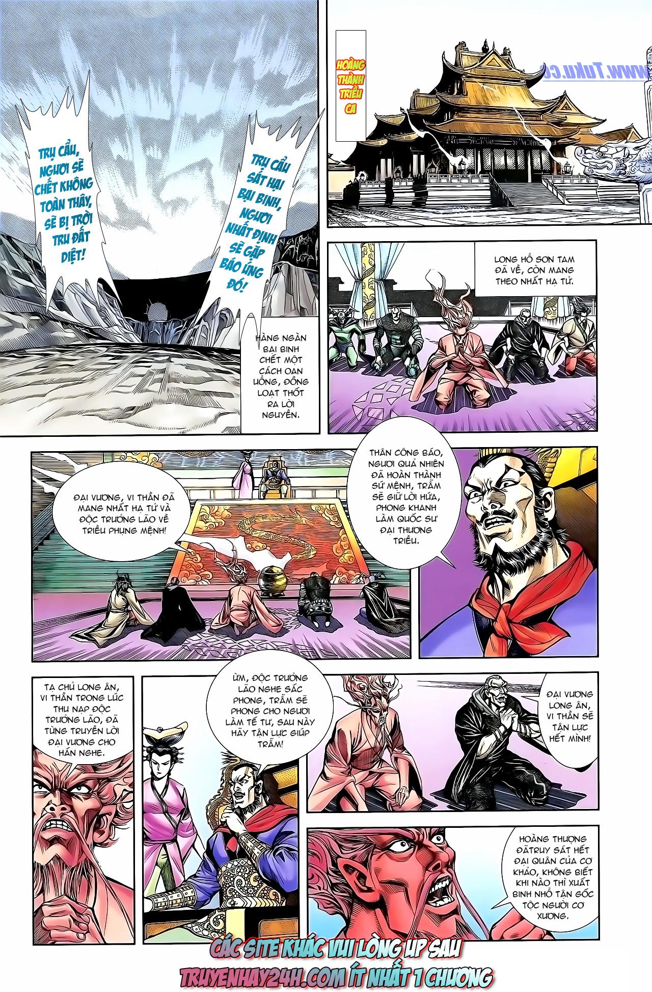 Cơ Phát Khai Chu Bản chapter 149 trang 30