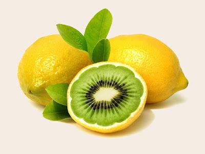 Lemon - Cara Menghilangkan Komedo