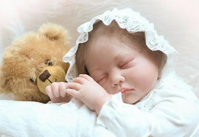 sleeping baby image india