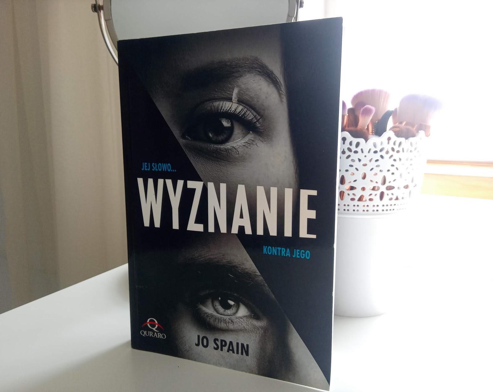 """""""Wyznanie"""" Jo Spain"""