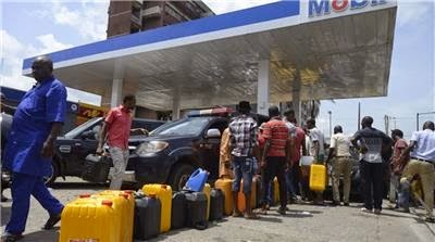 Major fuel crisis in Nigeria 2015