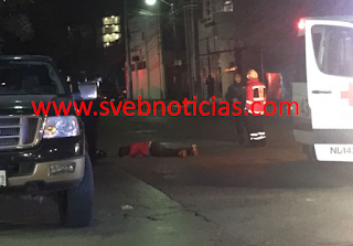 Balacera en Monterrey frente al tecnologico deja un muerto y un herido