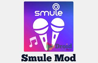 Smule Mod Premium Tanpa Iklan APK Terbaru Download di Android