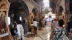 Αναγνώστηκε στην Κυριακάτικη Λειτουργία σε όλους τους ιερούς ναούς της χώρας η η εγκύκλιος που απέστειλε η Διαρκής Ιερά Σύνοδος με σκοπό να…...