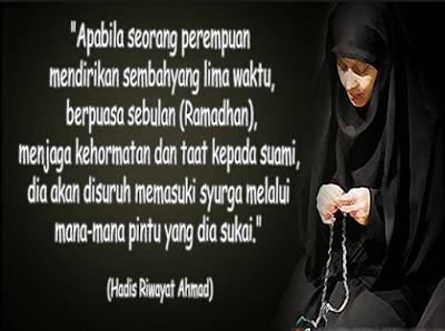 Doa Seorang Istri Sholehah Untuk Suaminya Tersayang