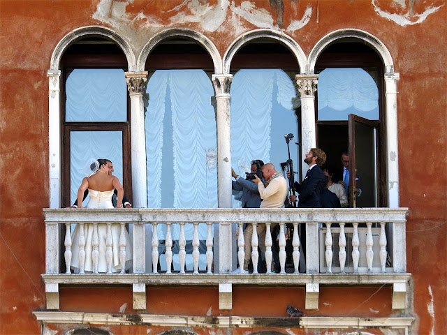 Wedding in Palazzo Cavalli, Grand Canal, Venice